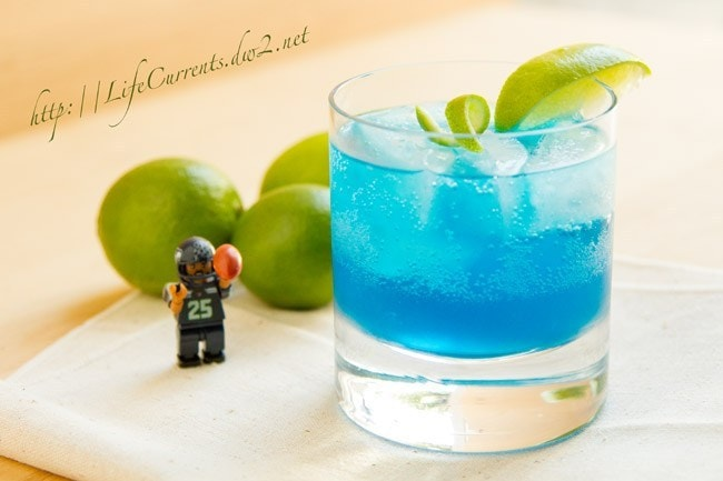 Seahawks Breeze Cocktail