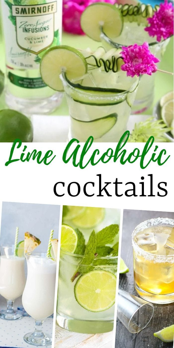 Lime Alcoholic Drinks | Lime Cocktails | Cocktails with Limes | Cocktails with Lemons | How to Beat a Hangover | Hangover Tips | Lime Beverages | Alcoholic Drinks with Lime | #lime #lemonlime #alcohol #cocktails #limedrinks
