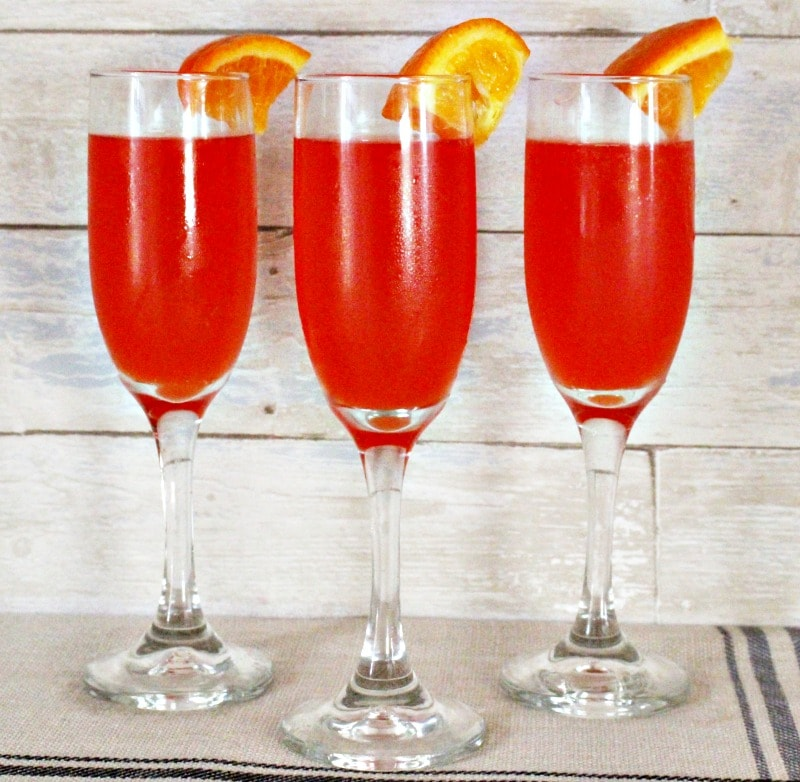 Low Carb Mimosa