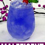 Maleficent Cocktail   Villain Cocktail Recipe   Maleficent Cocktail Recipe   Maleficent Vodka Cocktail   Disney Themed Cocktail   #disney #maleficent #cocktail #halloween #villain