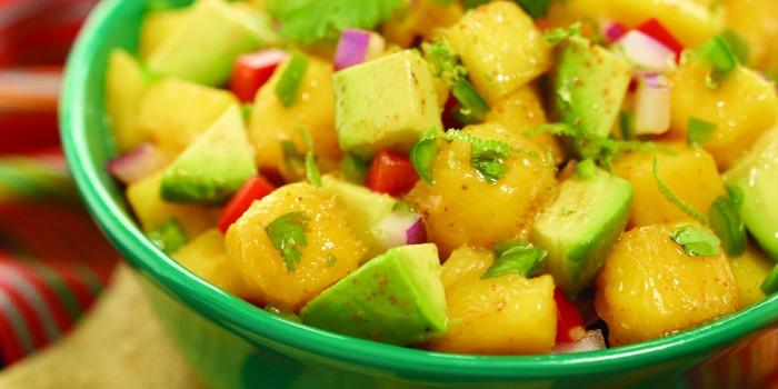 Avocado Mango Salsa Recipe