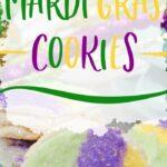 Mardis Gras Cookies | Mardis Gras Recipes | Mardis Gras Baking | Rum Cookies | Rum Infused Icing | The Best Rum Cookie Recipe | #rum #cookies #mardisgras #fattuesday #baking