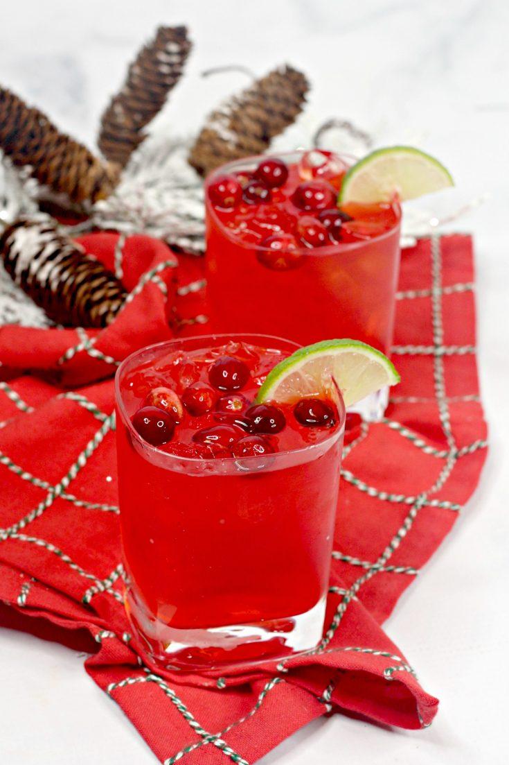 Mistletoe Margarita