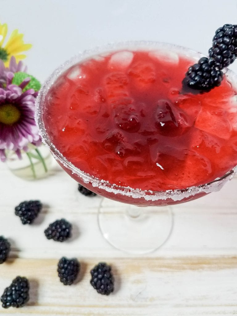 Blackberry Margarita Recipe