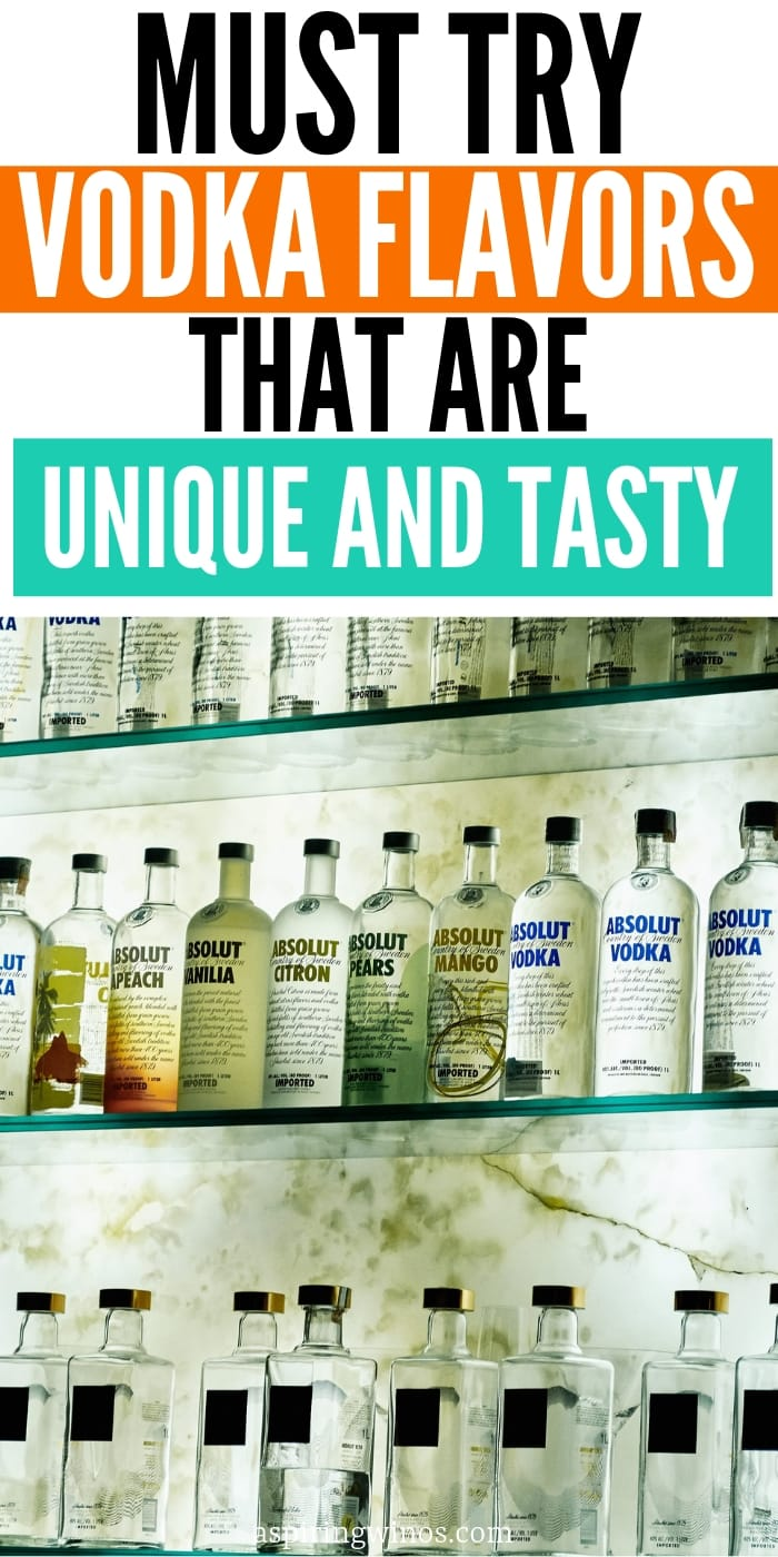 These are the weirdest #vodka flavors you've ever heard of. Looking for some #cocktail #humor? Look no further - I bet you've never tried Electricity before! Find some new #drink #recipes and wow your friends with your crazy finds, or test to see if you're really experienced all there is to taste out there in #bartending land. #alcohol #mixeddrinks