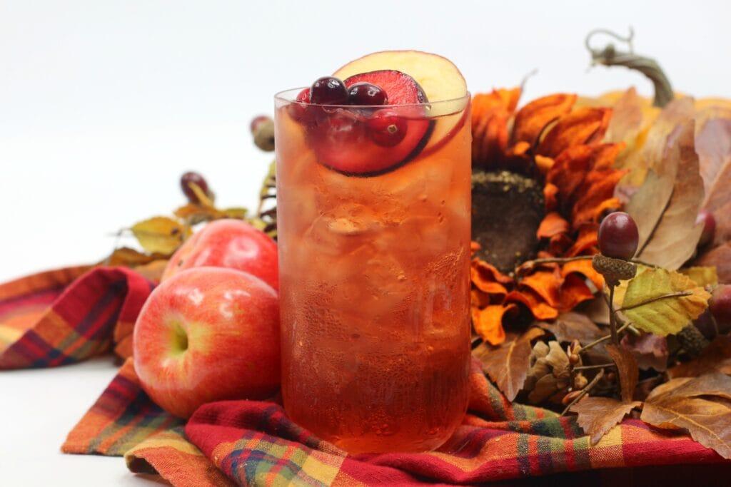 toddy tea plum recipe for cocktail