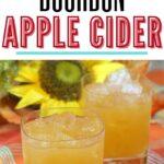 Bourbon Apple Drink | Cider Recipe | Alcoholic Cider Recipe | Pumpkin Bourbon Drinks | Fall Themed Drink Recipes | Pumpkin and Apple Drinks | Cocktail Recipes for Fall | #fall #bourbon #vodka #apple #recipe