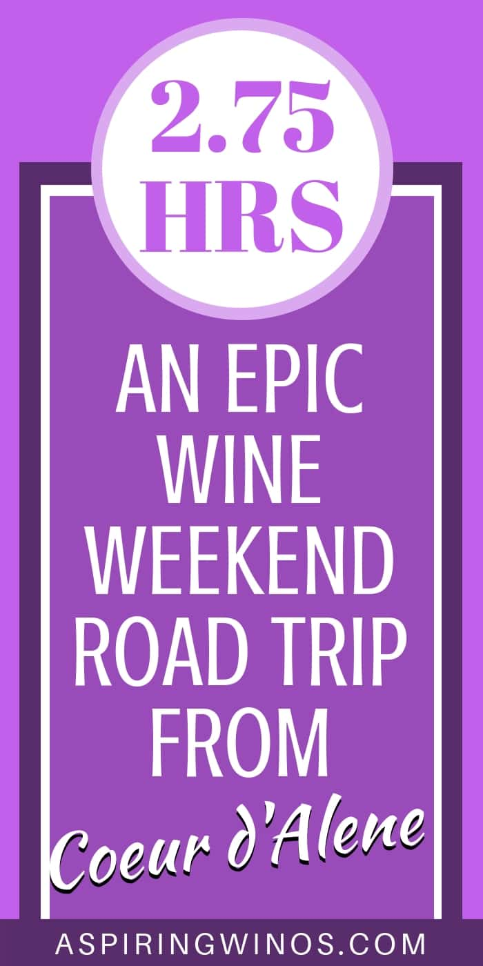 Washington State Road Trip Ideas - Tri-Cities | How to take an awesome weekend getaway in Washington State Wine Country, where you'll find delicious #red wines, dinner cruises, great accommodations and a perfect romantic weekend away, or girls trip from Coeur d'Alene