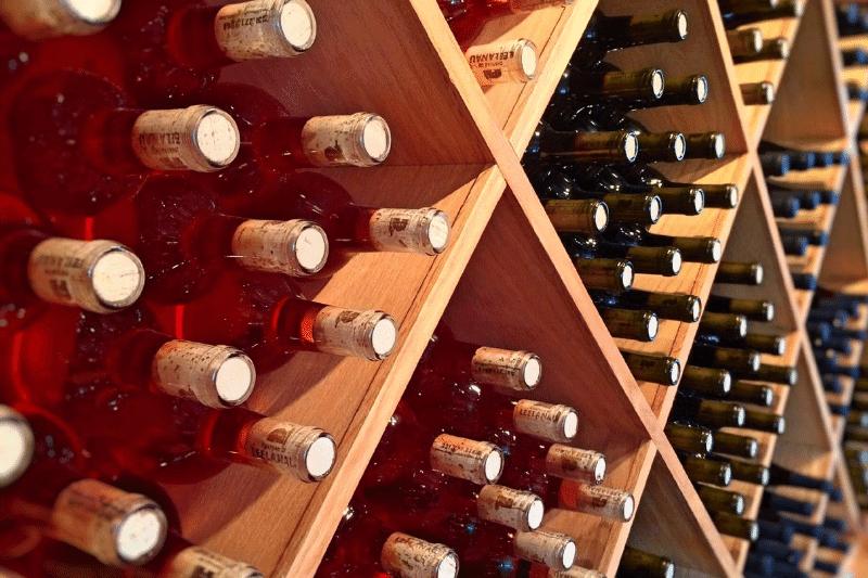 Riaza wine tasting room Lodi wine tasting