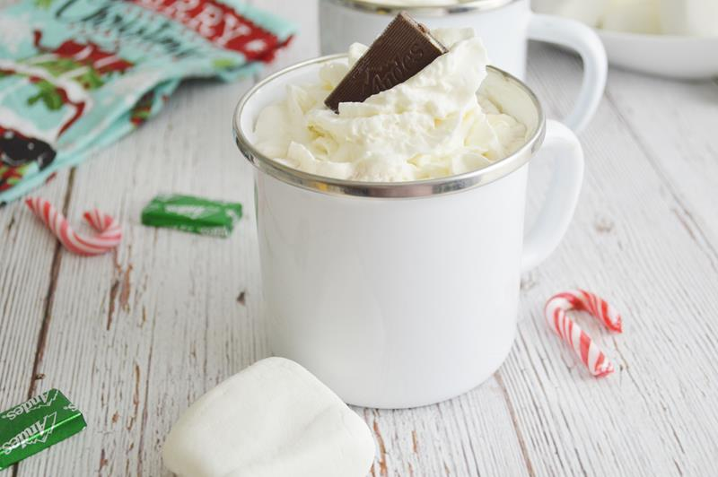 andes hot chocolate recipe