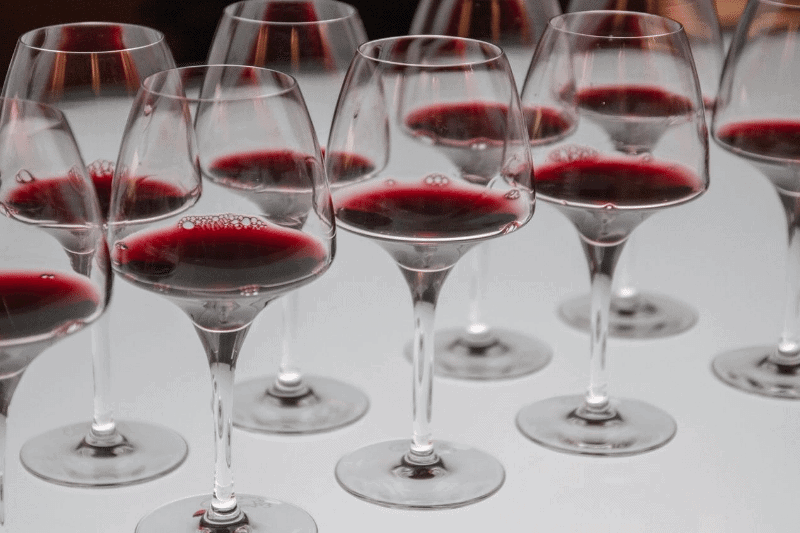 Rose's Tasting Room San Diego Winery Visit to go Tasting