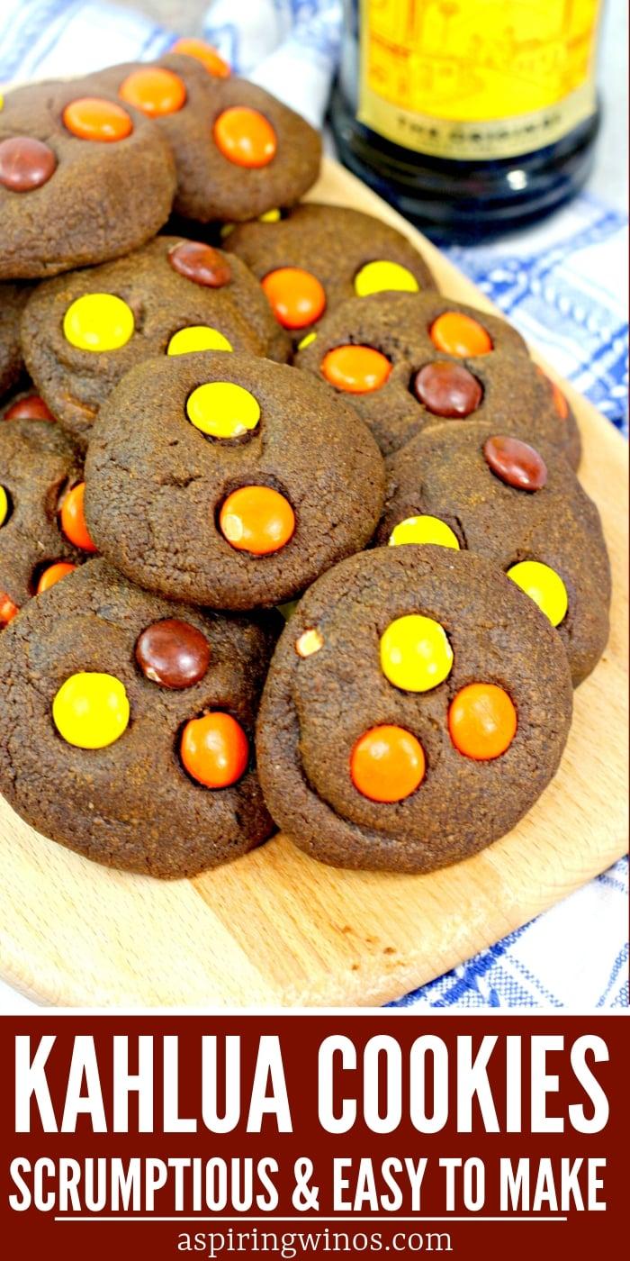 Scrumptious Kahlua Cookies