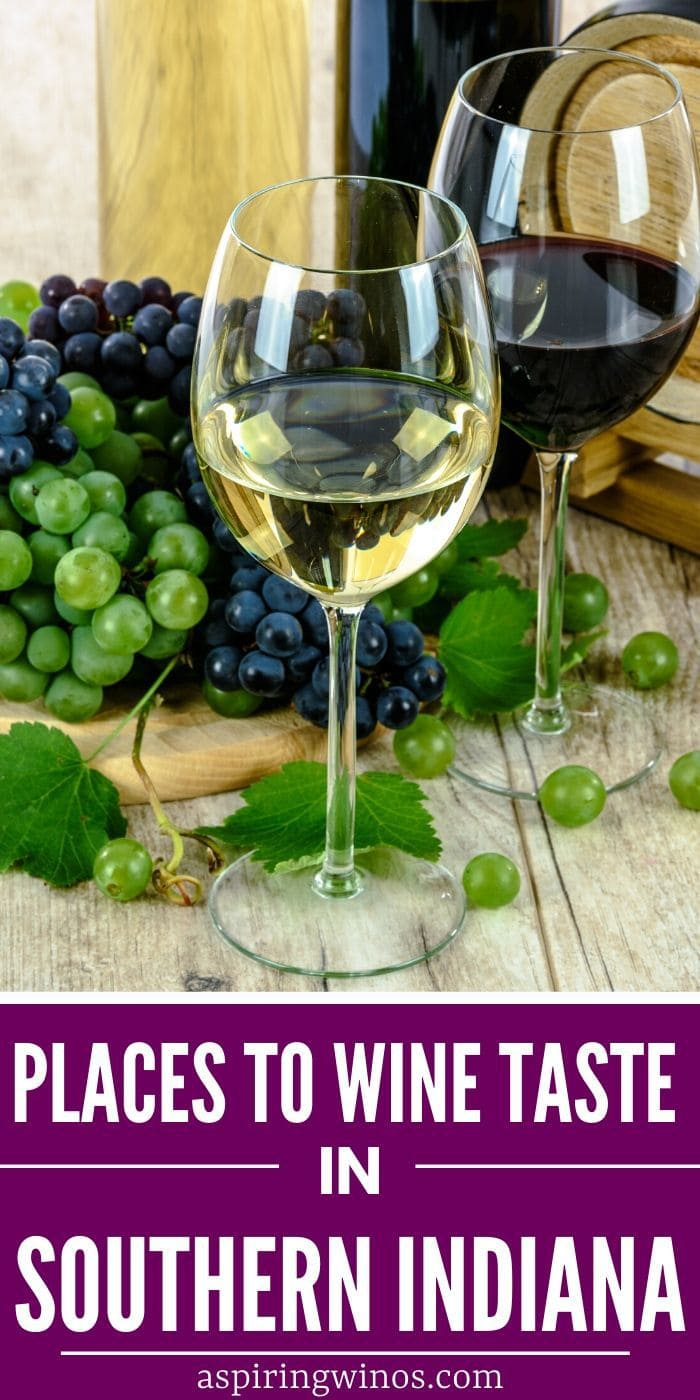 Indiana Wineries | Southern Indiana Wineries | Indiana Wine Scene | Winery Tasting in Indiana | Wine Tasting Locations in Indiana | #indiana #wine #winetasting #wineries