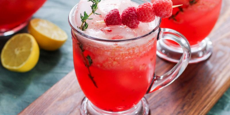 Raspberry Lemonade Cocktail   Spiked Lemonade Recipe   Peach Raspberry Lemonade   Boozy Lemonade   Lemonade Cocktails   #cocktails #lemonade #summer #partytime