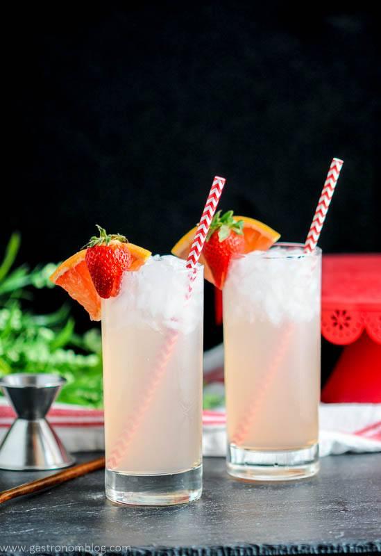 The Strawberry Paloma