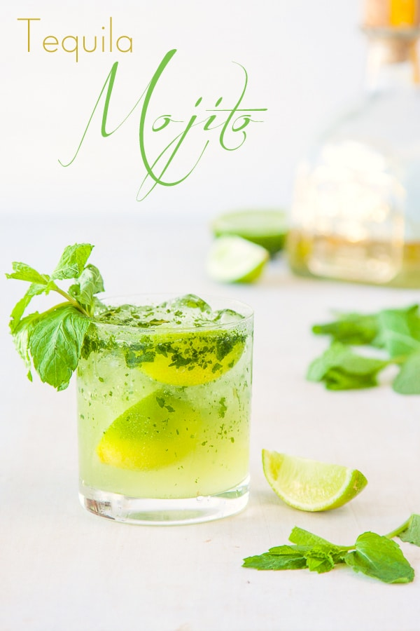 Green Cocktails To Celebrate St. Patrick's Day Without Beer - Tequila Mojito