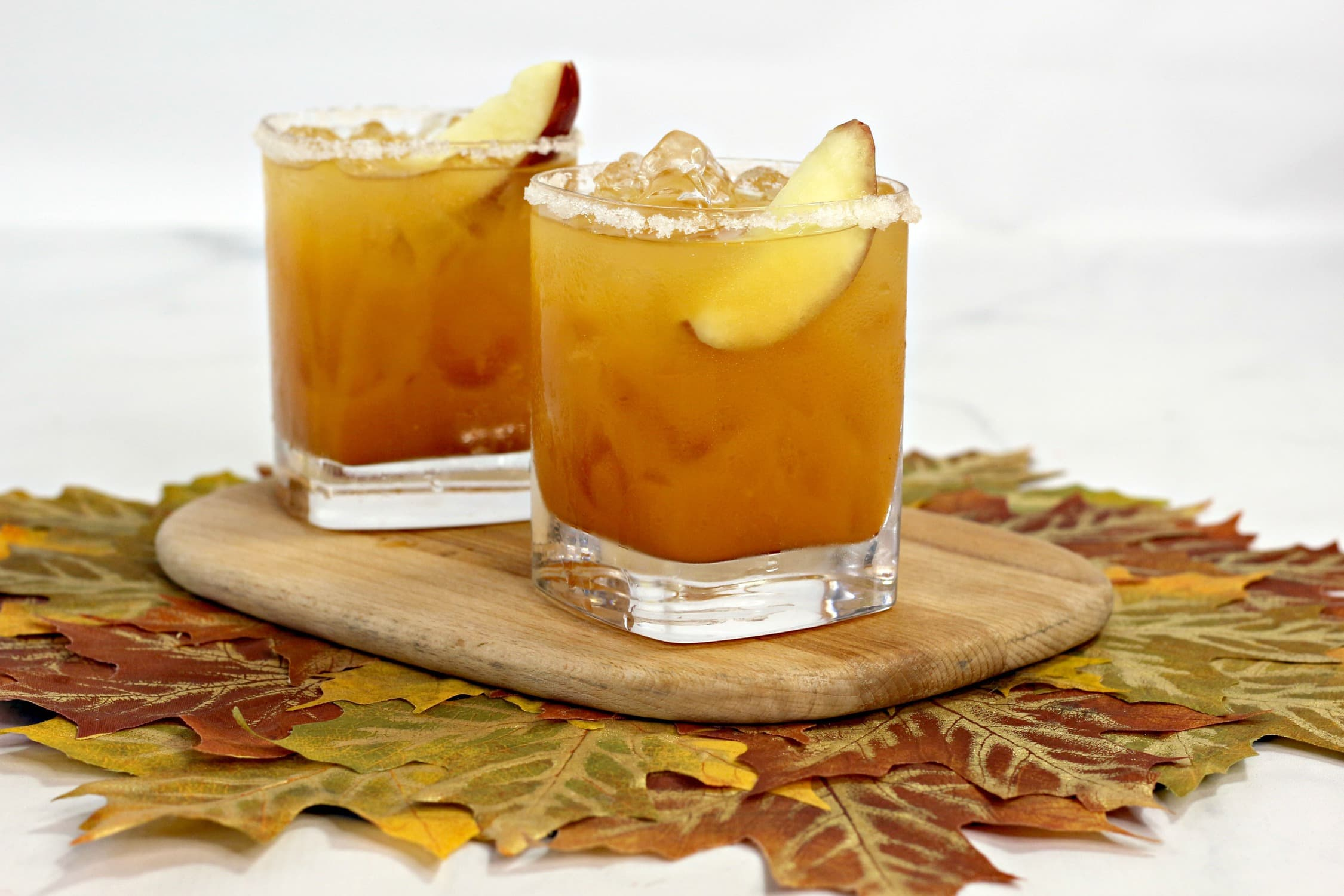 Festive Fall Margarita