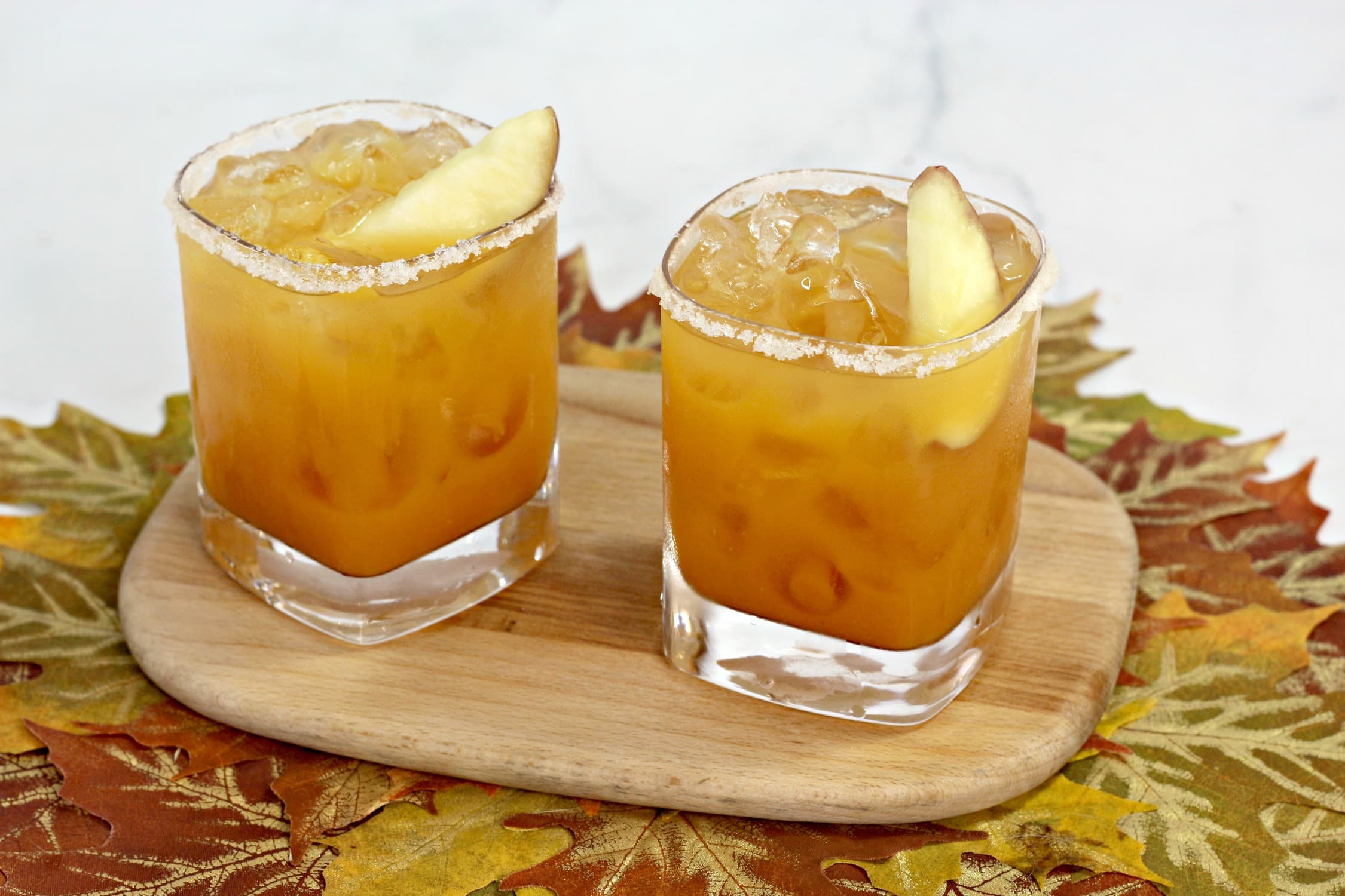 This Fall Margarita Pairs with your Fav Seasonal Flavors