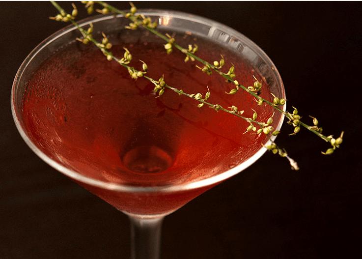 Morticia Adams Cocktail