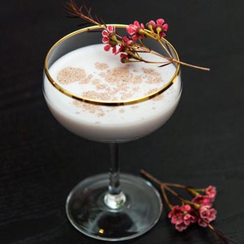 The White Pumpkin Cocktail