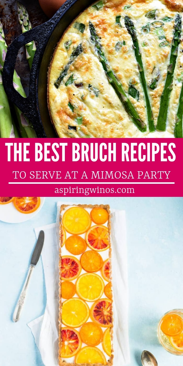 Brunch Recipes to Serve at a Mimosa Party