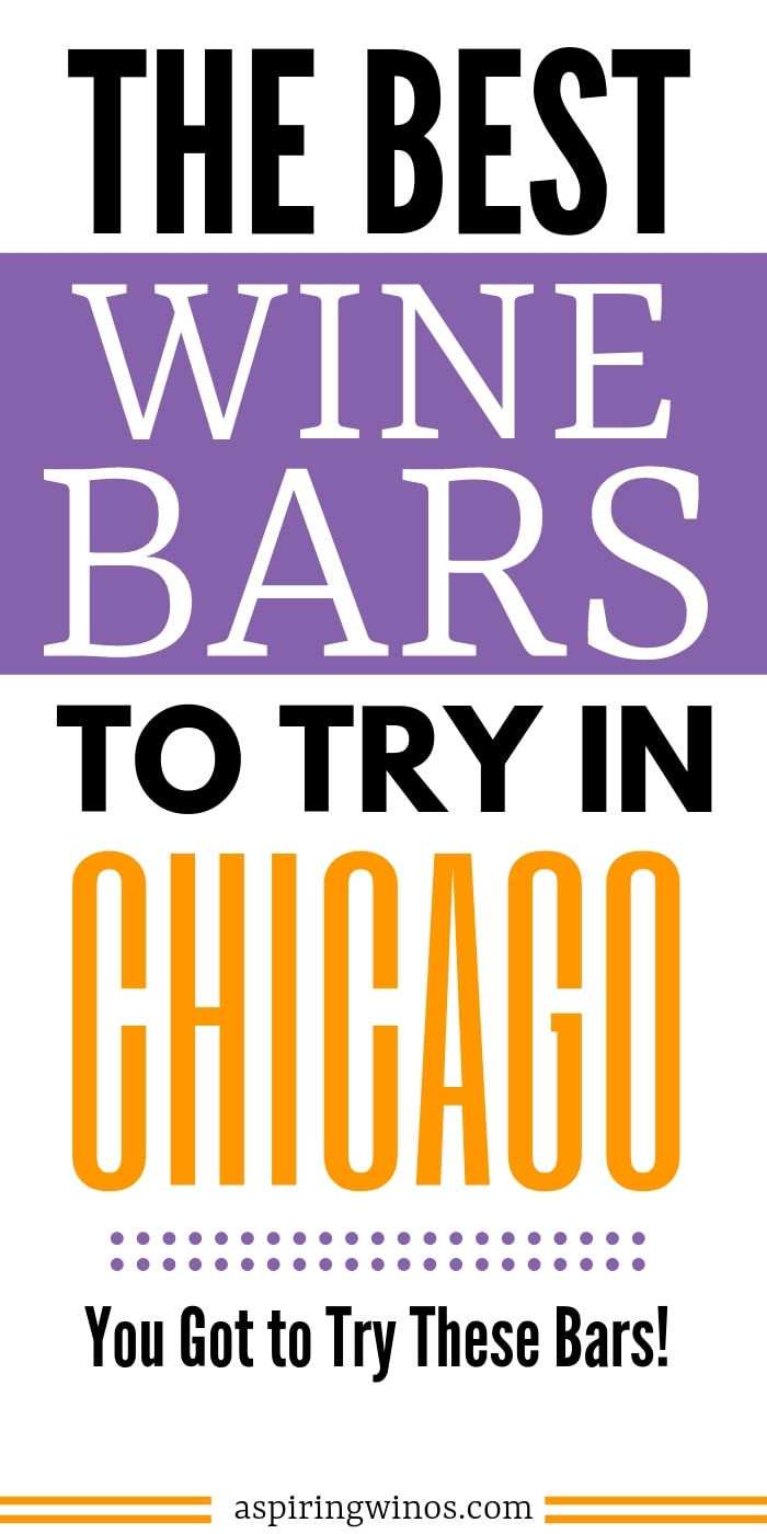 Fun wine bars to visit in Chicago | The best places to drink wine in Chicago, perfect for a girls night out, date night, fun night with friends or place to take clients. Enjoy the bar scene in Chicago with these delicious wines, including a dedicated #champagne bar! | #winetasting #wine #chicago #illinois #travel #bar