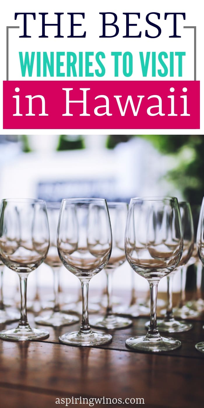Add these Hawaiian wineries and breweries to your travel bucket list! These #wineries to visit in #hawaii will spice up your trip and you'll learn all about viticulture on the islands, and the creative ways they have to grow grapes. Go #winetasting and enjoy the huge variety of hybrids, traditional and fruit wines, while you vacation in the sunshine. You'll be able to wear an amazing outfit, given the climate, too!