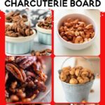 Nut Recipes   Nut Recipes for Wine and Cheese   Charcuterie Recipes   Wine Party Nut Recipes   Rosemary Roasted Nuts   Roasted Nut Recipes   #recipes #nuts #wine #cheese #wineandcheese