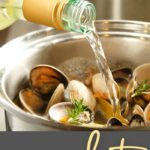 Cooking with White Wine | How to Cook With White Wine | White Wines for Cooking | What Wines to Use with Cooking | Cooking food with White Wine | Clam with White Wine | White Wine Pasta | #wine #cooking #recipes #whitewine #chardonnay