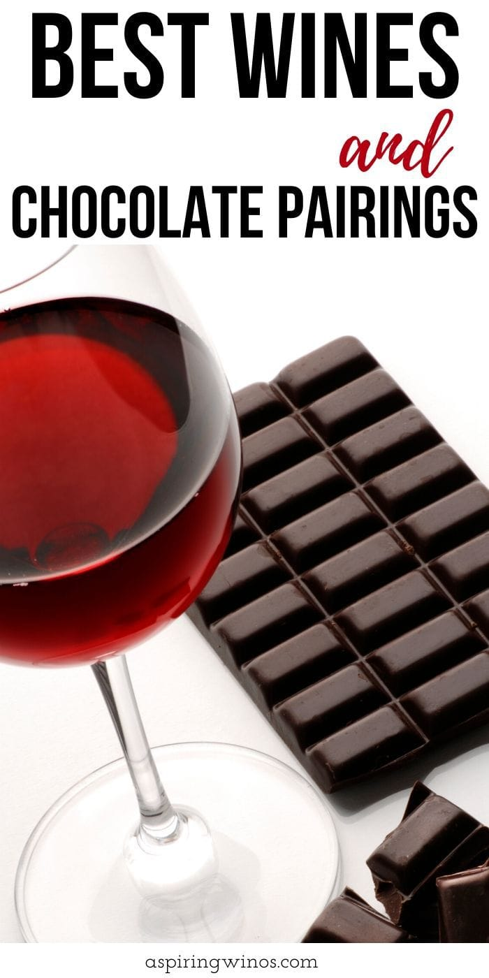 The Best Wine and Chocolate Pairings | Sweet Wines and Chocolate | Wine and Chocolate | What Wine Goes with Chocolate | What Wine Goes with Dark Chocolate | What Chocolate Goes with Merlot | #wineandchocolate #chocolate #wine #foodpairings
