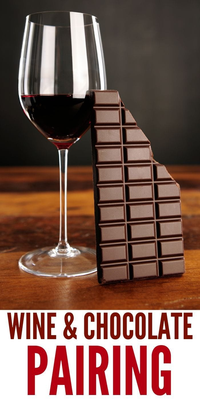 The Best Wine and Chocolate Pairings| Sweet Wines and Chocolate | Wine and Chocolate | What Wine Goes with Chocolate | What Wine Goes with Dark Chocolate | What Chocolate Goes with Merlot | #wineandchocolate #chocolate #wine #foodpairings