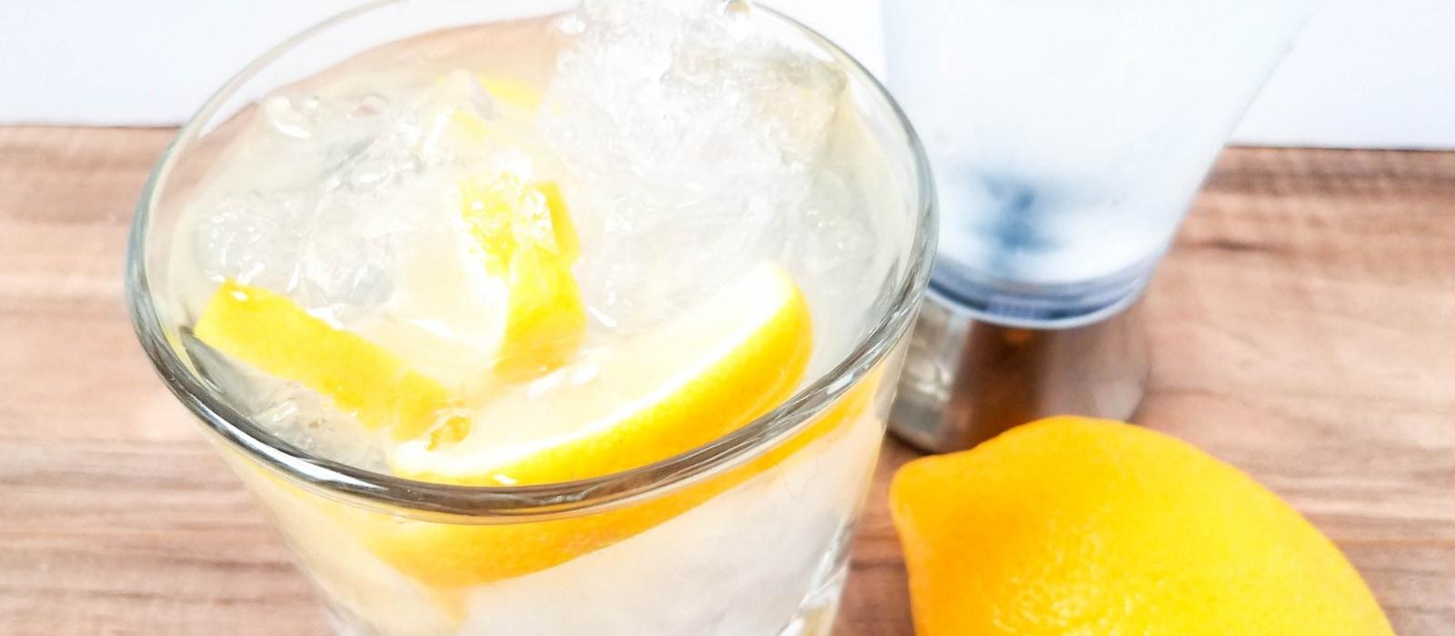 Vodka Lemonade Cocktail