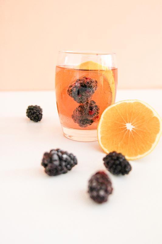Vodka Rose Cocktail