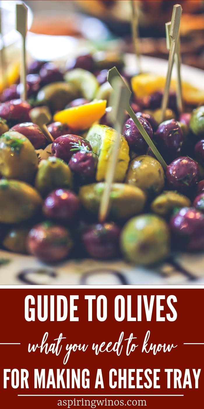 guide to olives