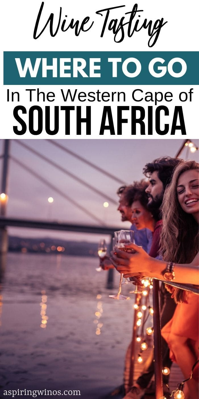Where to Go Wine Tasting In The Western Cape of South Africa| Where to Go Wine Tasting in Africa | Africa Wine Tasting | Where to Go in the Western Cape of South Africa | Wine Travel in South Africa | #wine #winetravel #africa