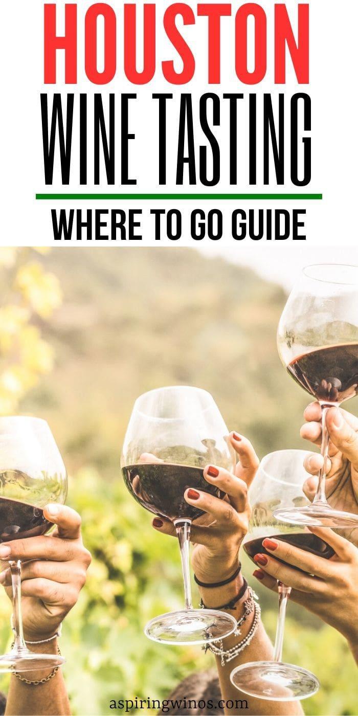 Houston Wine Scene | Wine in Houston | Wine Tasting in Houston, Texas | Texas Wineries | Wine in Texas | Wine Tasting Flights in Houston Texas | Wine Tasting Rooms in Houston | #houston #winetasting #Texas #wine #tastingroom
