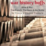 This book makes a perfect gift idea for war history buffs, showing the tales and intricacies of the wine world and how it survived the nazi occupation and moved forward after the war.