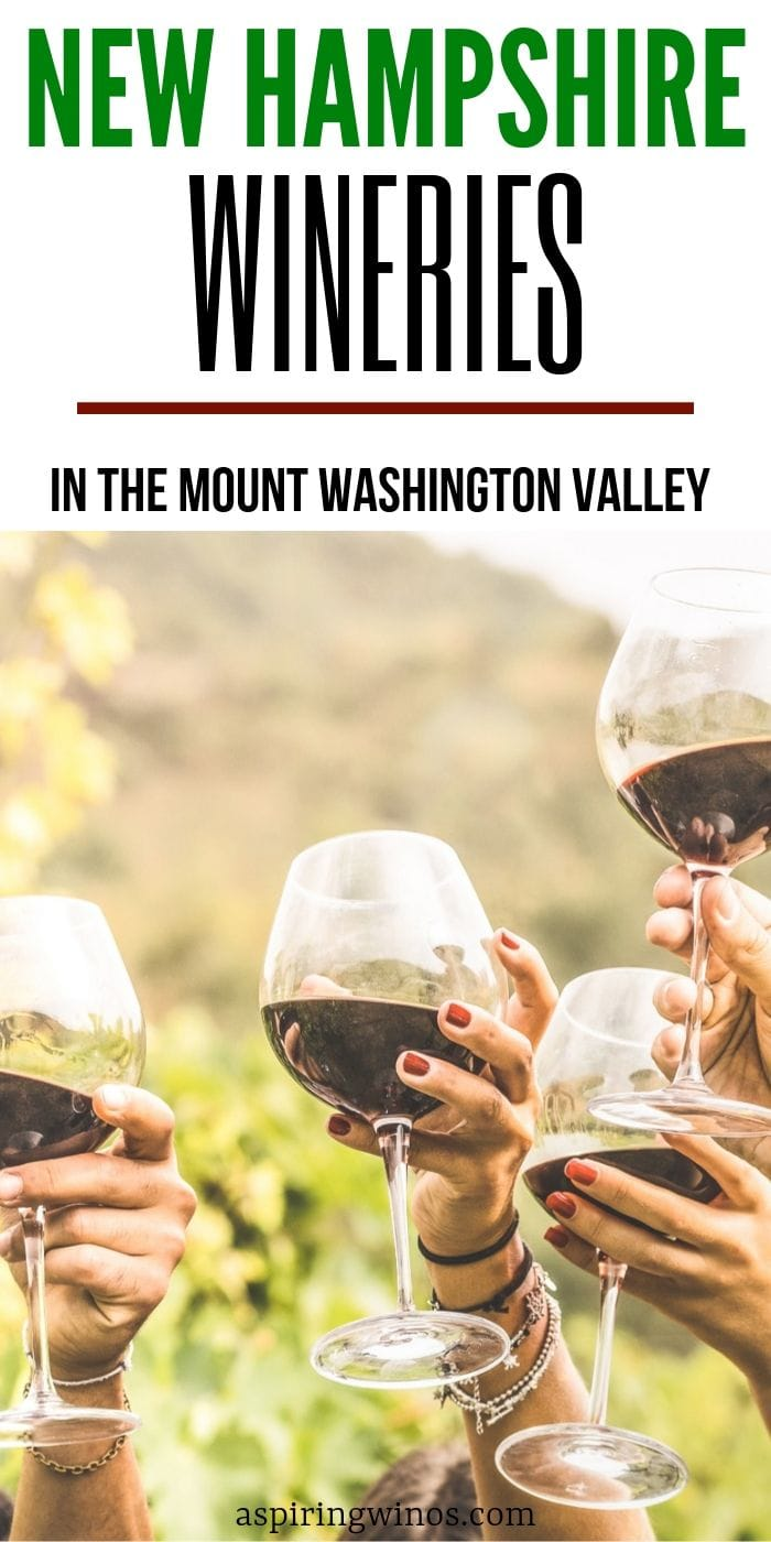 Mount Washington New Hampshire Wineries | New Hampshire Wine | Wine Tasting in New Hampshire | Mount Washington Valley Wine Tasting | New Hampshire Wine Vineyards | Wine Travel in New Hampshire | Wine Outings in New Hampshire | #wine #winetravel #winery #newhampshire #travel