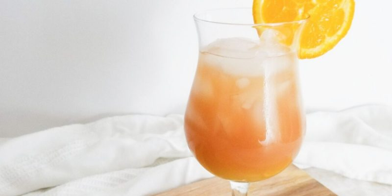 Orange Punch Cocktail Recipe | Orange Cocktails | Cocktails with Vodka | Vodka Cocktails | Spiked Punch Recipe | Recipe for Orange Punch | Cocktails | Strong Cocktail | #cocktail #orangepunch #spikedpunch #vodka #triplesec