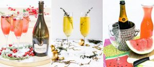 Champagne Cocktails to Enjoy Every Season | Champagne Mimosas | Best Champagne Cocktails | Bubbly Alcoholic Drinks | Classy Cocktails #bubbly #champagne #cocktails #mimosa