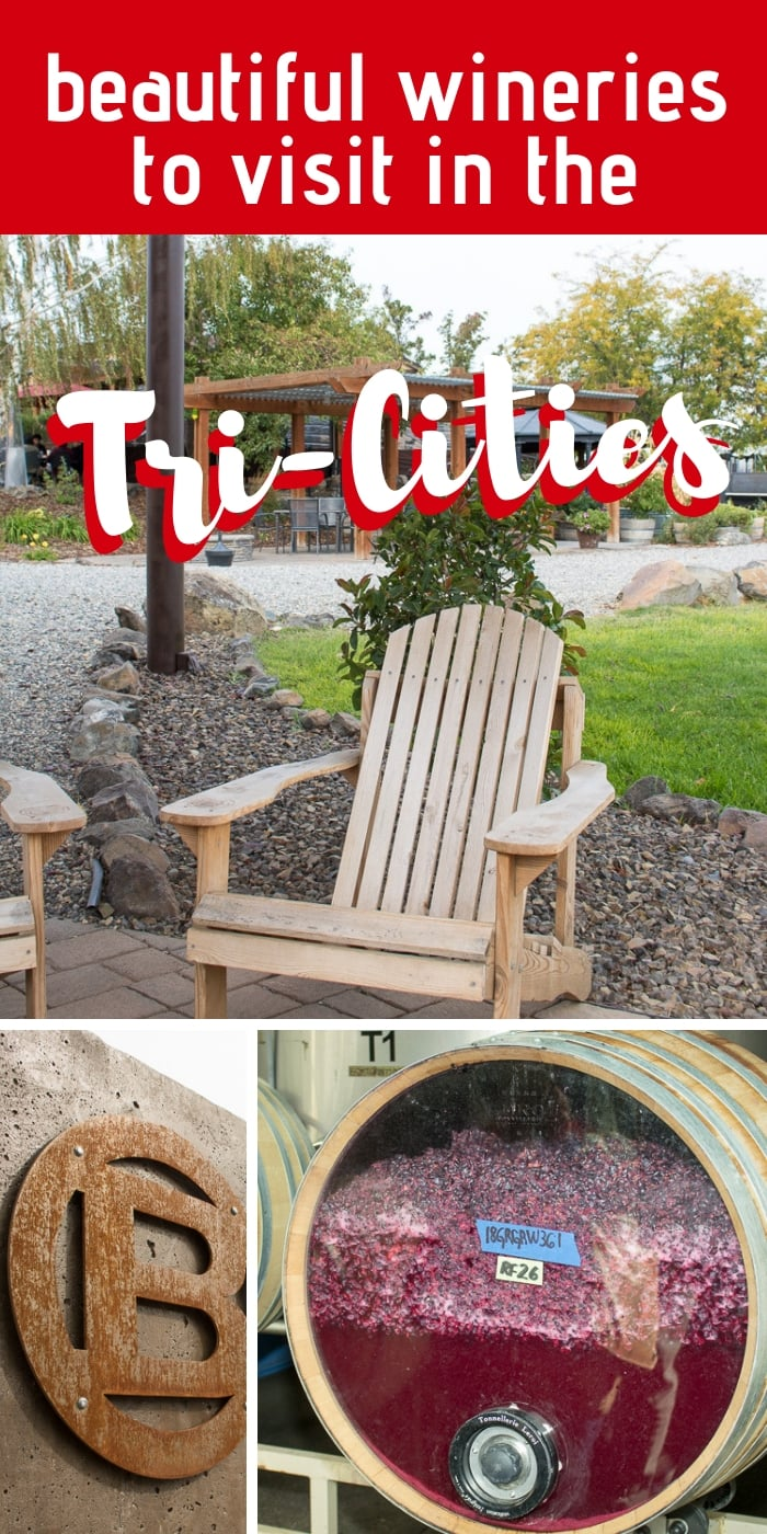 The Red Mountain and Tri-Cities areas are home to some STUNNING wineries, which are a great place to visit for a fun Saturday out, or as a weekend road trip to wine country in Washington State.