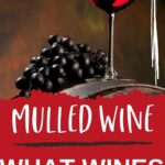 Best Mulled Wines | Best Wines for Mulled Wine | What is Mulled Wine | Mulling Wine | Making Mulled Wine | #Wine #mulledwine #winemaking #winery