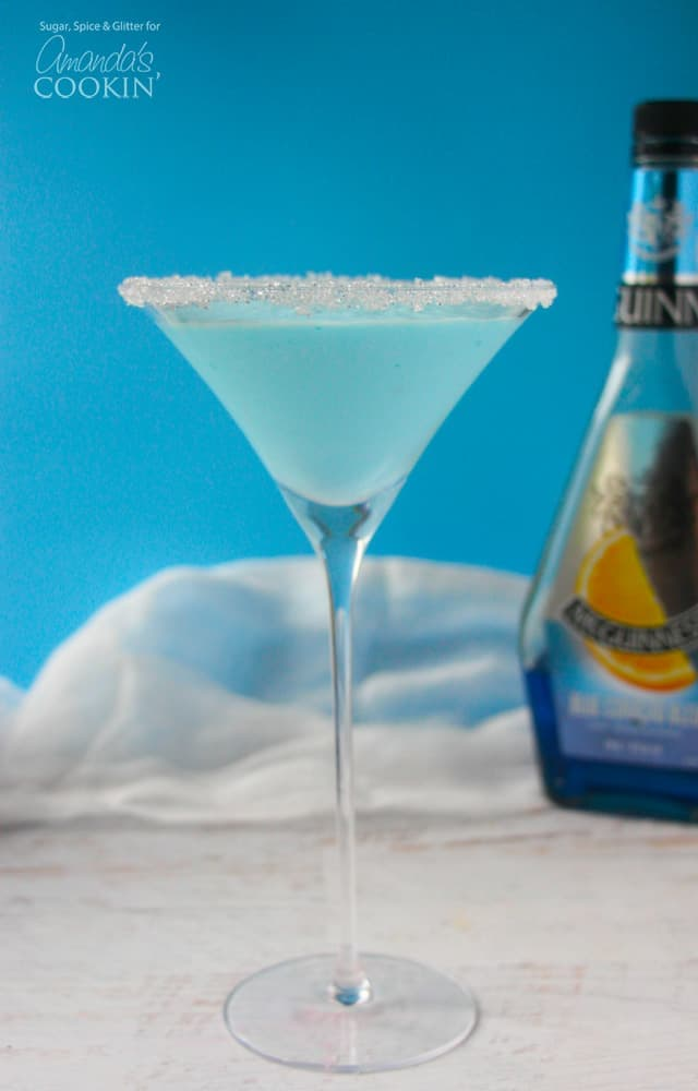 Blended Frostbite Martini