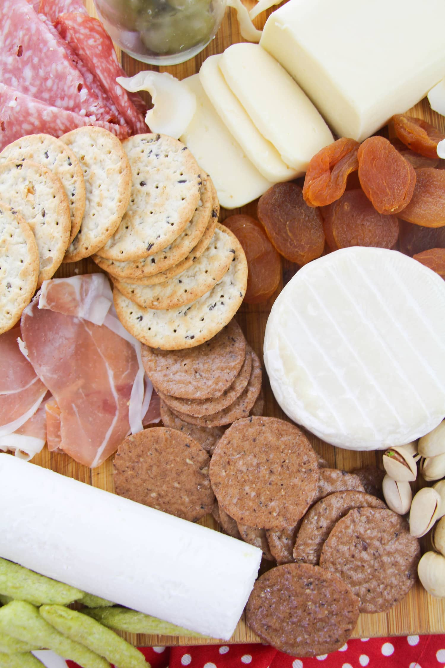 Gluten-Free Cheeseboard