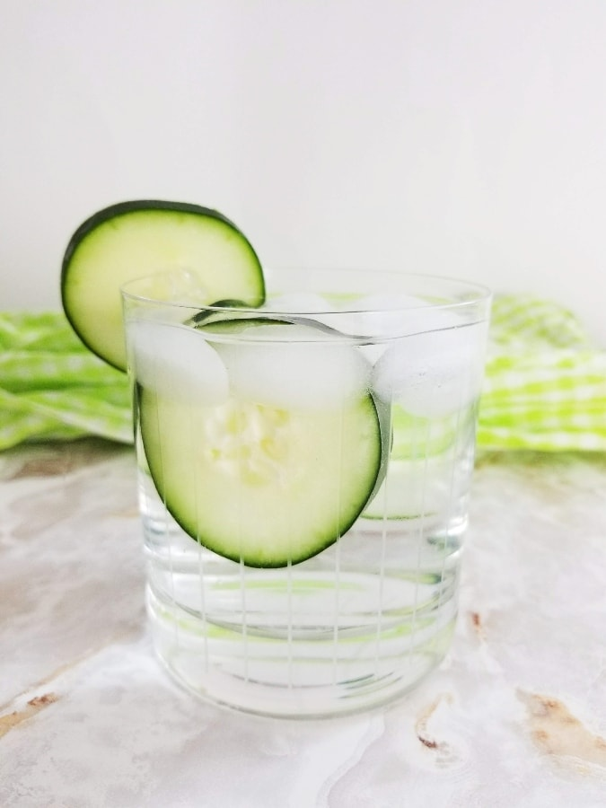 Cucumber Melon Cocktail