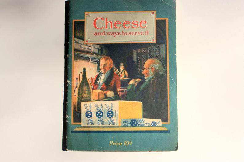 Cheese and Many ways to Serve it