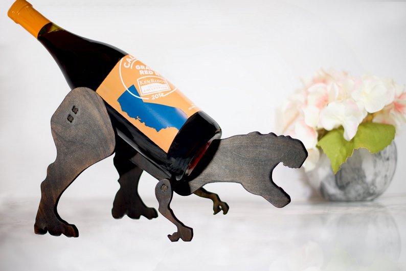 Dino Wine Rack