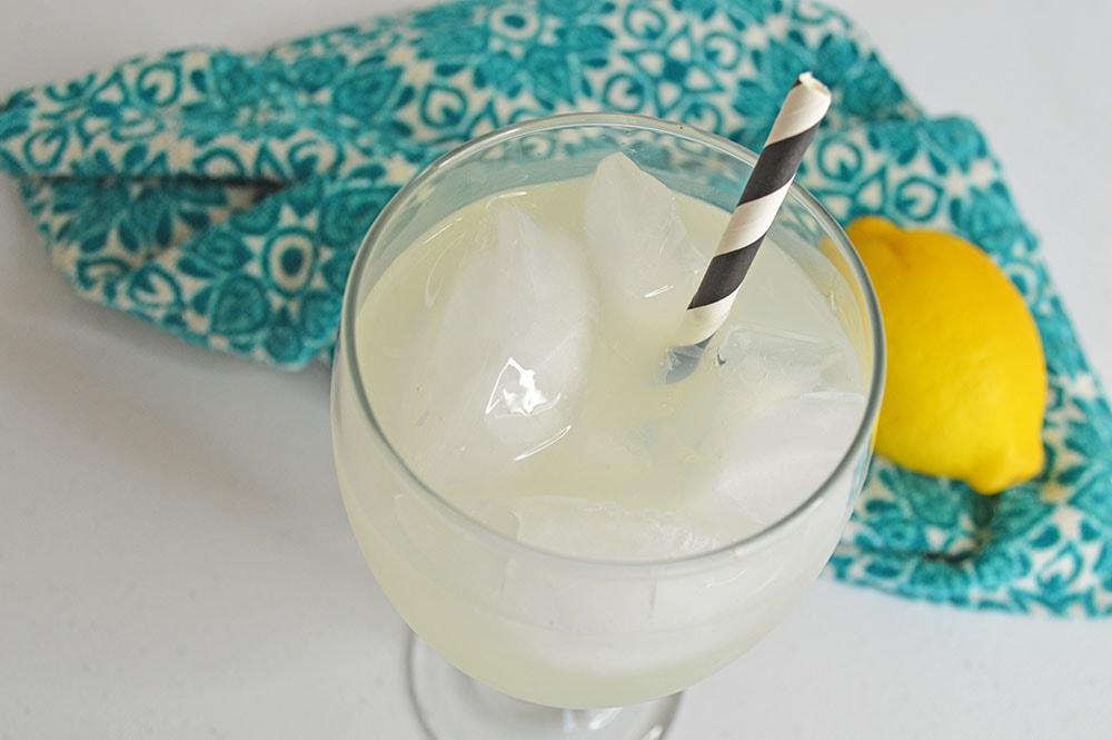 Lemonade and Boubon