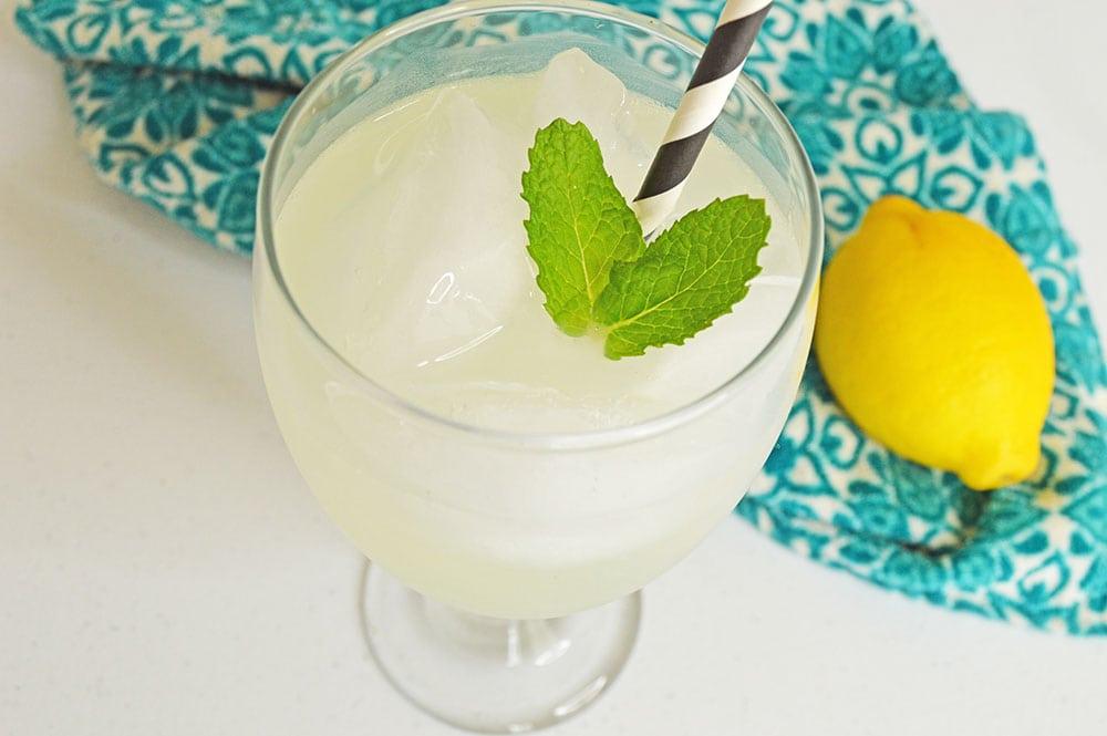 Lemonade cocktails