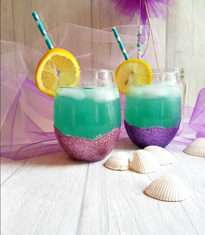 Mermaid Rum Punch